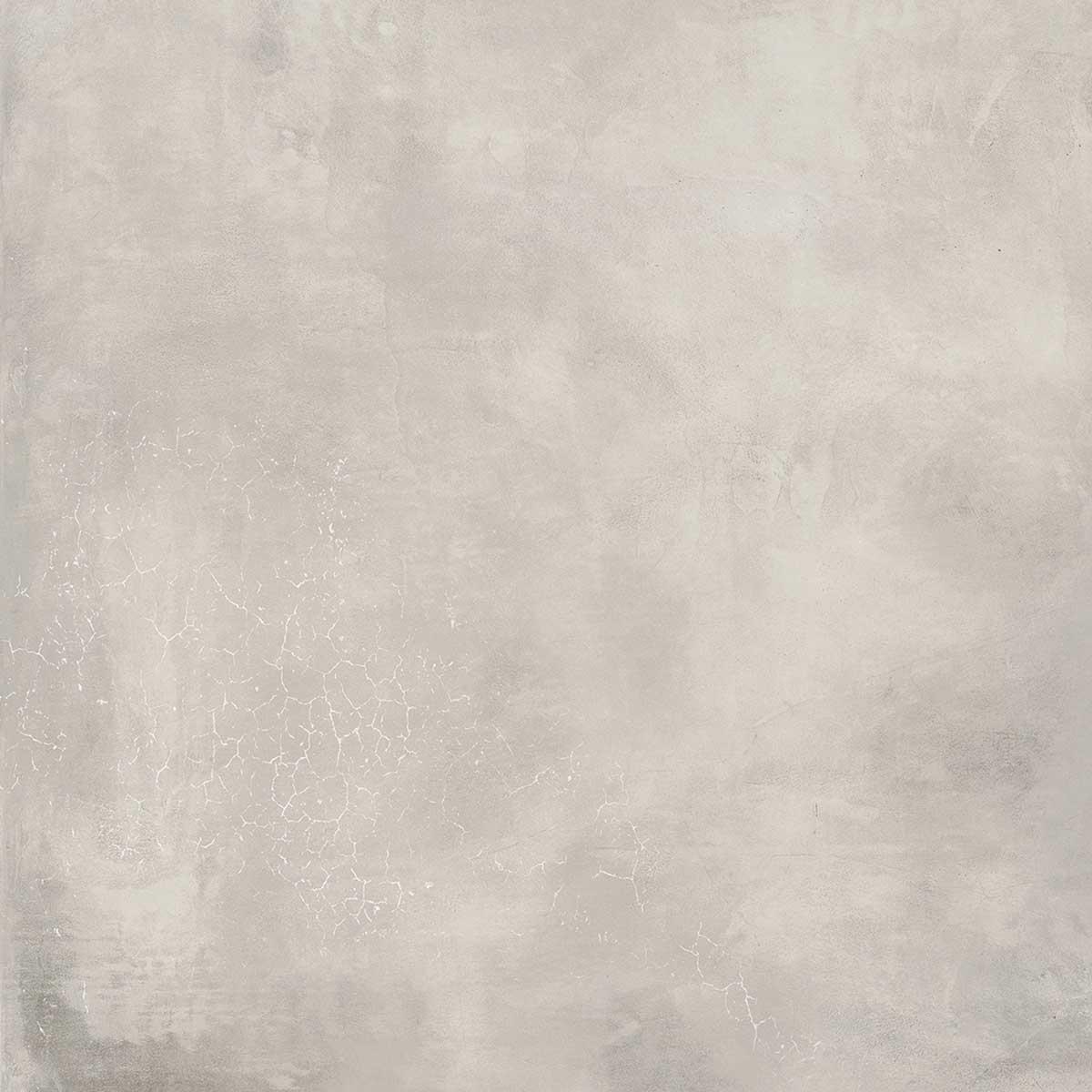 Fuga Minima Pavimento Rettificato gres porcellanato effetto cemento grigio chiaro basic