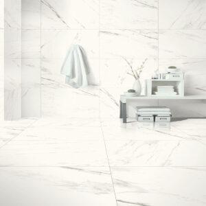 Gres porcellanato effetto marmo Divina Carrata 60×120