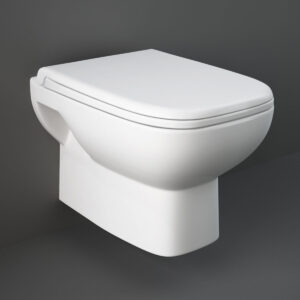 Sedile Copriwater Bianco Lucido Origin