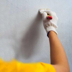Pittura Decorativa Grafite Effetto Perla Bagni E Pavimenti