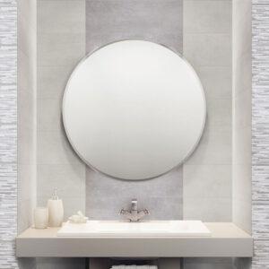 Rivestimento Effetto Cemento Bianco Shabby Wall 20×60